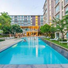 Отель Baan Peang Ploen by Vee бассейн фото 5