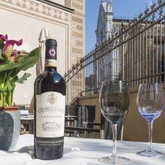 Отель Residenza Magliabechi Италия, Флоренция - отзывы, цены и фото номеров - забронировать отель Residenza Magliabechi онлайн балкон