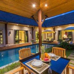 Отель Villa Dinadi 2 балкон
