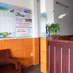 Thuy Tram 3 Hotel интерьер отеля фото 2