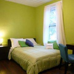 Отель MondeLiving House Davie Канада, Ванкувер - отзывы, цены и фото номеров - забронировать отель MondeLiving House Davie онлайн комната для гостей