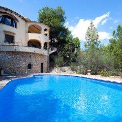 Отель Villa Oblada - Four Bedroom бассейн