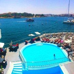 Отель Fortina Мальта, Слима - 1 отзыв об отеле, цены и фото номеров - забронировать отель Fortina онлайн бассейн