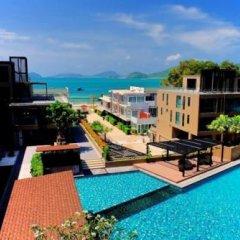 Отель Seaview At Cape Panwa Таиланд, Пхукет - отзывы, цены и фото номеров - забронировать отель Seaview At Cape Panwa онлайн пляж фото 2