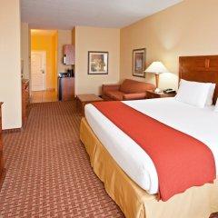 Holiday Inn Express Hotel & Suites Jasper комната для гостей фото 5