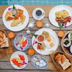 Отель Tango Luxe Beach Villa Samui Таиланд, Самуи - 1 отзыв об отеле, цены и фото номеров - забронировать отель Tango Luxe Beach Villa Samui онлайн питание фото 3