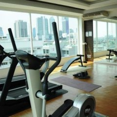 Sathorn Grace Hotel And Serviced Residence Бангкок фитнесс-зал фото 4