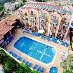 Magic Tulip Beach Hotel бассейн фото 2