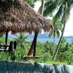 Отель Laucala Island бассейн фото 2