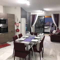 Апартаменты Marsascala Sea View Luxury Apartment & Penthouse Марсаскала в номере