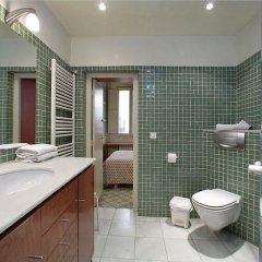 Отель Habitat Apartments Banys Испания, Барселона - отзывы, цены и фото номеров - забронировать отель Habitat Apartments Banys онлайн ванная