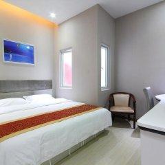 Super 8 Hotel Guangzhou Huang Shi Xi Lu комната для гостей