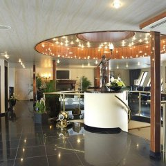 Отель Crossgates Hotelship 4 Star - Altstadt - Düsseldorf гостиничный бар