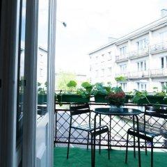 Color Hostel балкон