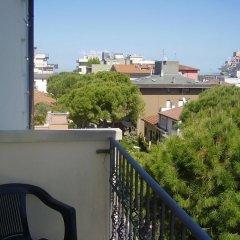 Hotel Cortina балкон