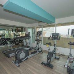 Отель Atlantis Pattaya High Service фитнесс-зал