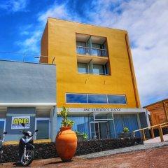 Отель ANC Experience Resort парковка
