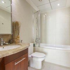 Отель DHH Standpoint Дубай ванная
