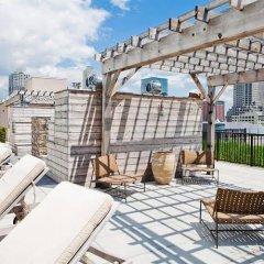 Отель Madox США, Джерси - отзывы, цены и фото номеров - забронировать отель Madox онлайн бассейн фото 2