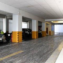 Отель FuramaXclusive Asoke, Bangkok парковка