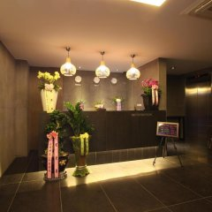 Отель Lemon Tree Hotel Jongno Южная Корея, Сеул - отзывы, цены и фото номеров - забронировать отель Lemon Tree Hotel Jongno онлайн интерьер отеля