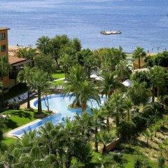Grand Side Hotel Турция, Сиде - отзывы, цены и фото номеров - забронировать отель Grand Side Hotel онлайн пляж