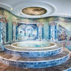 Hotel Klosterbraeu Зефельд сауна