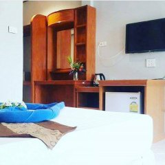 Отель Lanta New Beach Bungalows удобства в номере