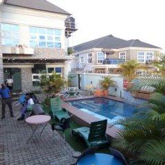 Отель Alheri Suites бассейн фото 3