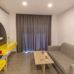 Отель Апарт-отель Anthea Кипр, Айя-Напа - - забронировать отель Апарт-отель Anthea, цены и фото номеров комната для гостей фото 4