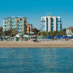 Hotel Helios пляж фото 2