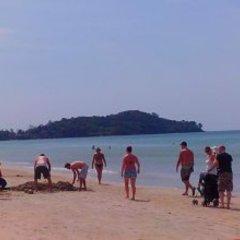 Отель Lanta DD House пляж