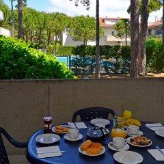 Отель Parco Hemingway - One Bedroom питание