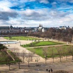 Отель Suites Albany and Spa Париж спортивное сооружение