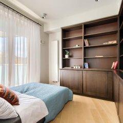 Отель P&O Apartments Sienna Польша, Варшава - отзывы, цены и фото номеров - забронировать отель P&O Apartments Sienna онлайн комната для гостей фото 3