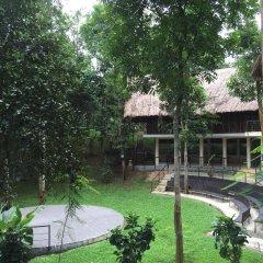 Отель DuSai Resort & Spa спортивное сооружение