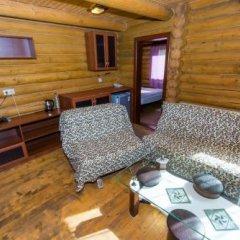 Отель Dersu Uzala Поляна комната для гостей фото 3
