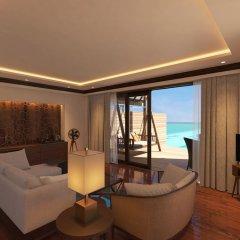 Отель Heritance Aarah Ocean Suites (Premium All Inclusive) Мальдивы, Медупару - отзывы, цены и фото номеров - забронировать отель Heritance Aarah Ocean Suites (Premium All Inclusive) онлайн комната для гостей фото 4