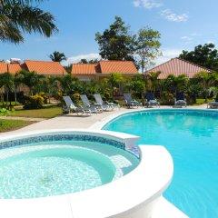 Отель Trujillo Beach Eco-Resort бассейн