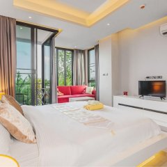Отель Condo in Nai Harn in ReLife 15-132-301 комната для гостей фото 2