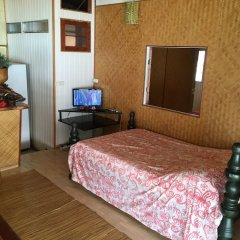 Отель Fare Edith Французская Полинезия, Муреа - отзывы, цены и фото номеров - забронировать отель Fare Edith онлайн комната для гостей