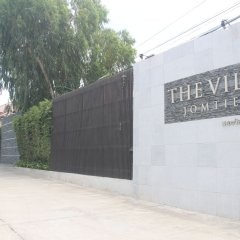 Отель The Ville Pool Villa Jomtien парковка