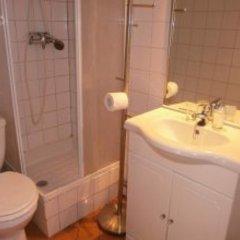 Отель Villa Saphir Ницца ванная