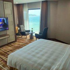Muong Thanh Luxury Vien Trieu Hotel Нячанг комната для гостей фото 4