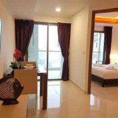 Отель C-View Residence Паттайя комната для гостей фото 5