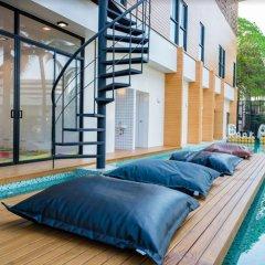 Отель Book a Bed Poshtel - Hostel Таиланд, Пхукет - отзывы, цены и фото номеров - забронировать отель Book a Bed Poshtel - Hostel онлайн фитнесс-зал фото 2