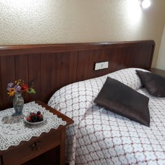 Отель Hostal el Campito удобства в номере