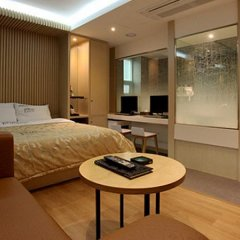 Отель Cinema Южная Корея, Сеул - отзывы, цены и фото номеров - забронировать отель Cinema онлайн комната для гостей фото 3