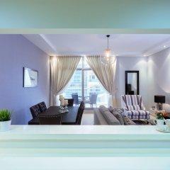 Отель Nasma Luxury Stays - Frond D Palm Jumeirah комната для гостей фото 5