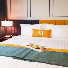 Maven Stylish Hotel Bangkok сейф в номере